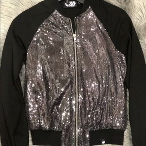 Disney's Star Wars sequin bomber jacket